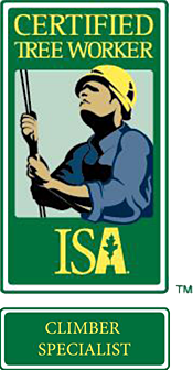 ISA Certified Tree Worker Climber Specialist Logo